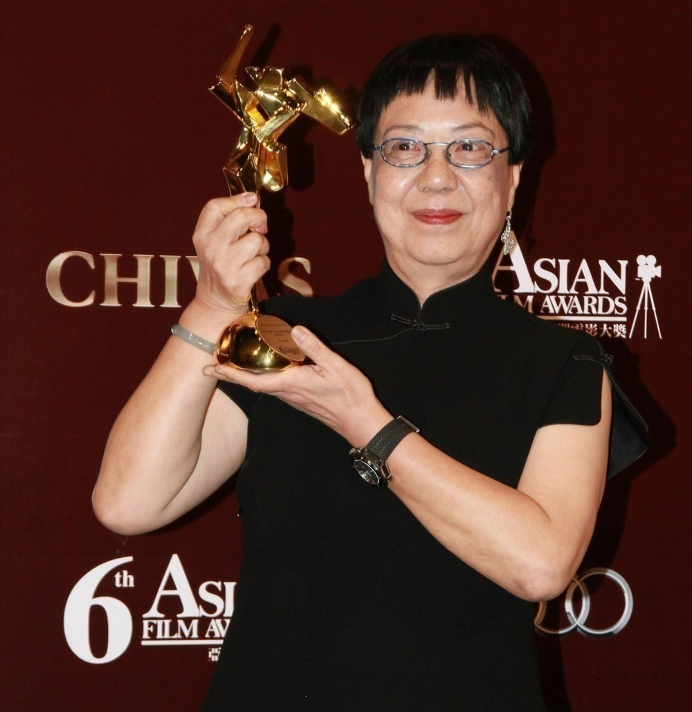 Ann Hui, fot. Asian Film Academy