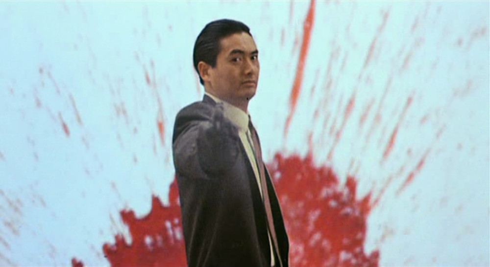 The hero film's halo of blood: Chow Yun-fat in The Killer